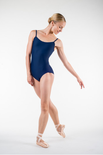 Wear Moi Diane navy women leotard