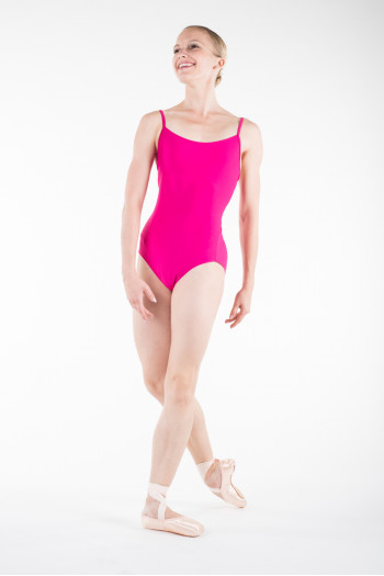 Wear Moi Diane fuschia leotard