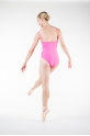 Wear Moi Diane rose leotard