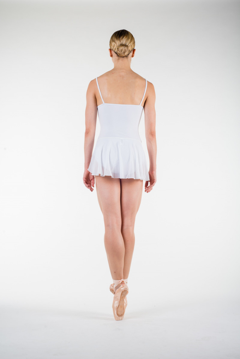 Jupette Wear Moi Daphne white