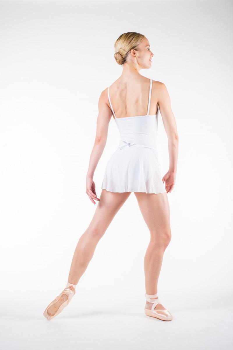 Alegro Wear Moi white short skirt