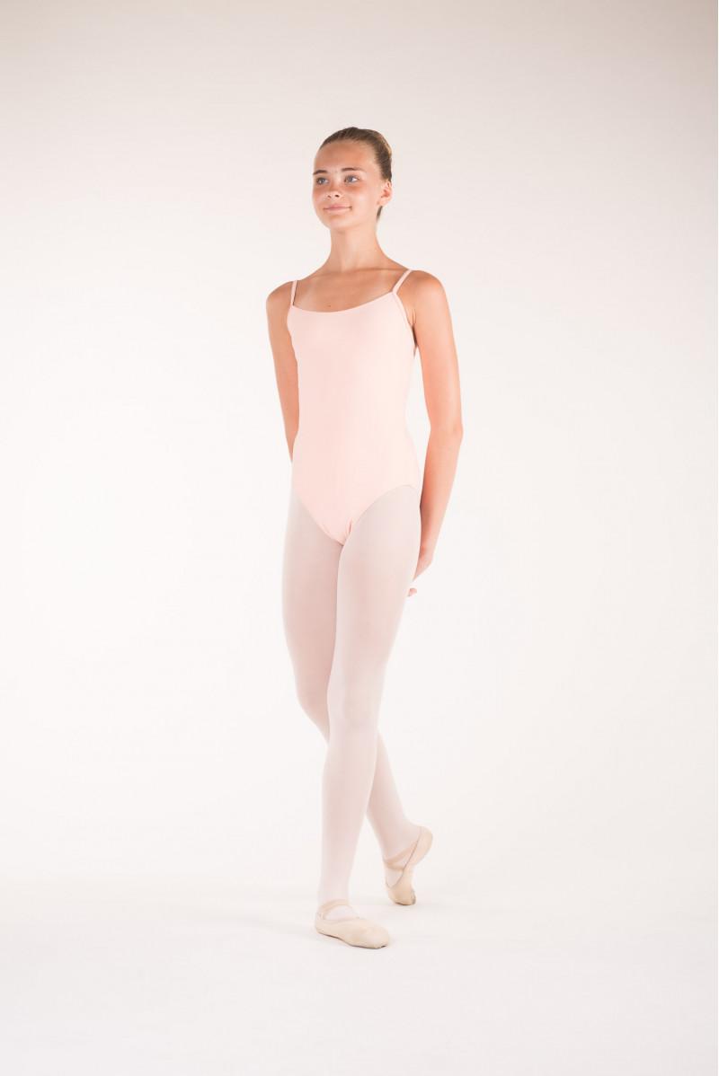 Wear Moi Diane peach ballet leotard