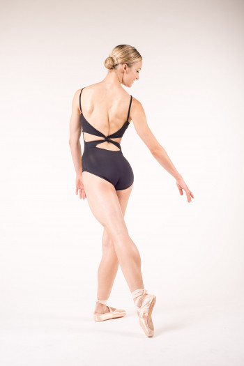 Capezio MC102 black leotard