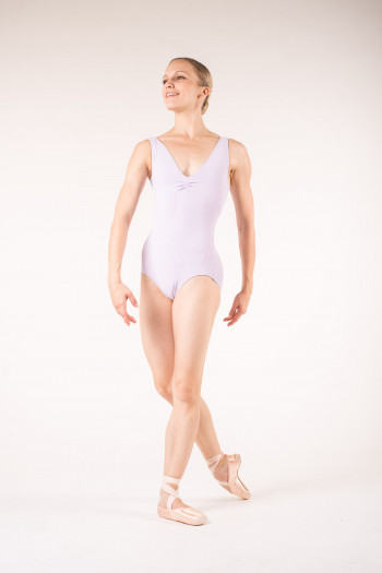 Capezio TC0002 tactel lavender leotard