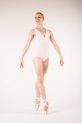 Capezio TC0002 tactel pink leotard