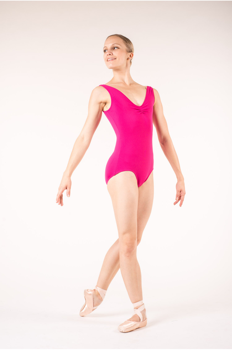 Capezio TC002 tactel mulberry leotard