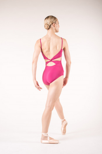 Capezio MC102 mulberry leotard