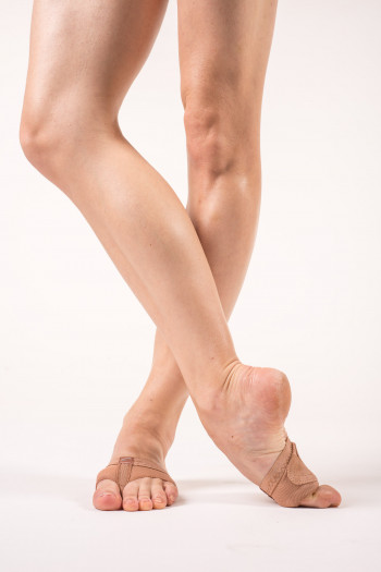 Capezio light sun Footundeez