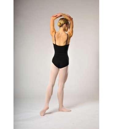 Collant de danse capezio rose