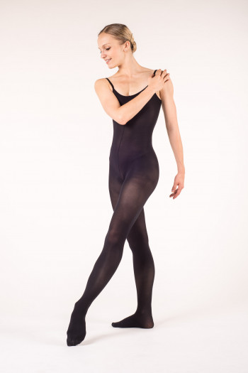 Collant integral capezio noir