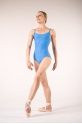 Wear Moi Diane French blue leotard