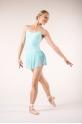 Jupette danse wear moi bleu pacific