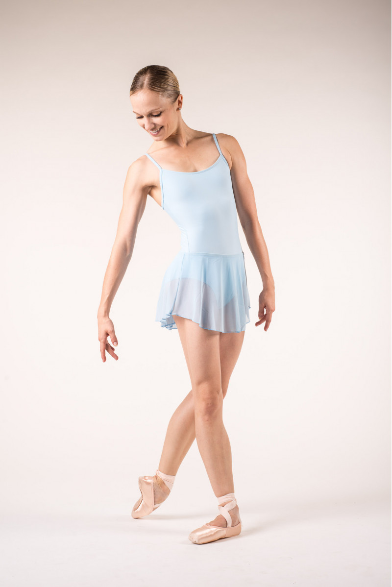 Jupette danse wear moi bleu
