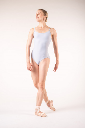 Wear Moi Diane grey leotard