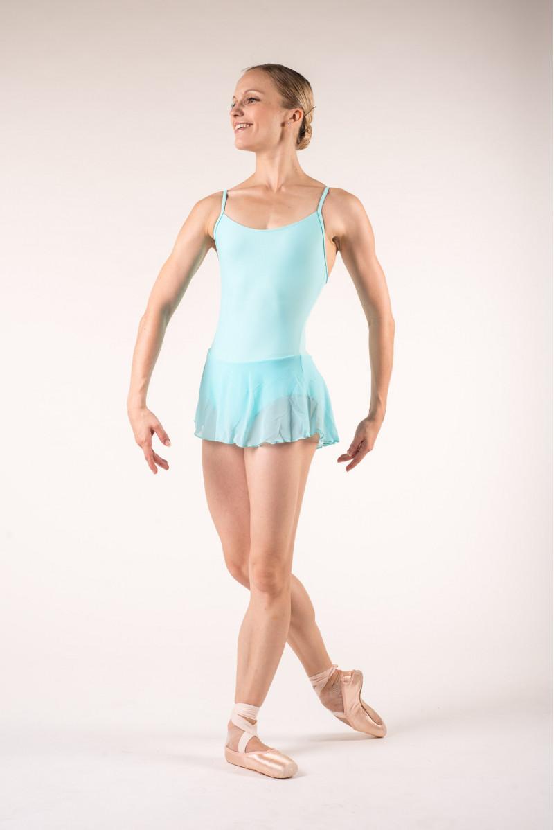 Tunique danse wear moi bleu pacific