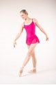 Tunique danse wear moi fuchsia