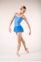 Tunique danse wear moi bleu roi