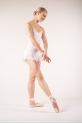 Tunique danse wear moi blanc