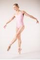Wear Moi Diane pink leotard