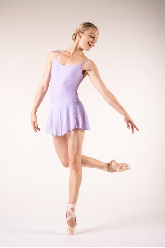 Wear Moi Daphne lilac skirt