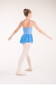 Wear Moi Daphne child french blue skirt
