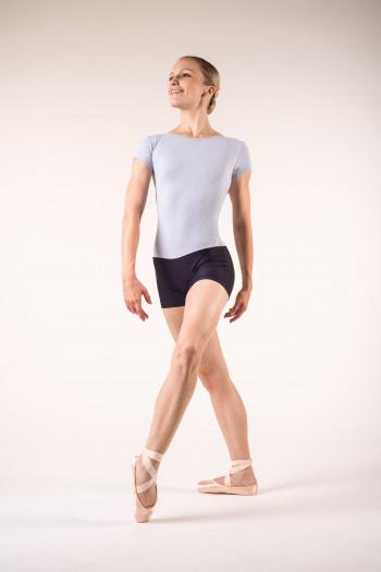 Combishort danse wear moi gris/noir