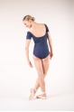 Wear Moi Cupidon navy Leotard