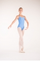 Wear Moi Diane french blue ballet leotard