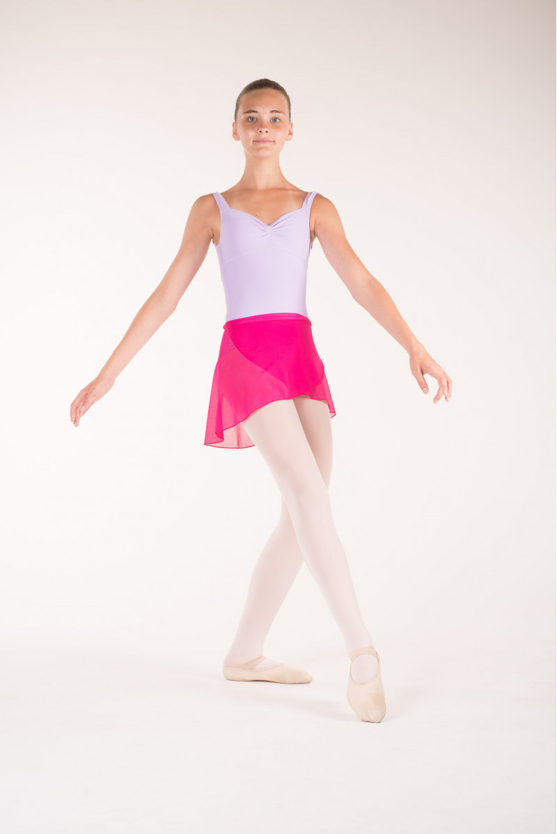 Alegro Wear Moi fushia short skirt