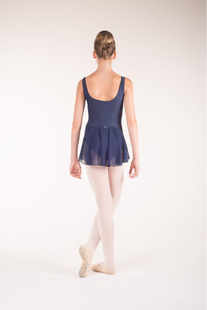 Wear Moi Daphne child navy skirt