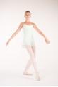 Wear Moi Daphne child mint skirt