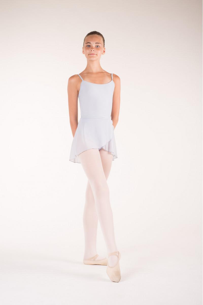 Alegro Wear Moi light grey short skirt