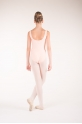 Wear Moi Galate peach leotard