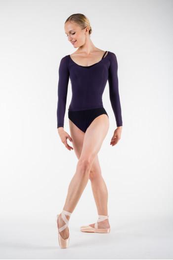 Top collant de danse Repetto Iris