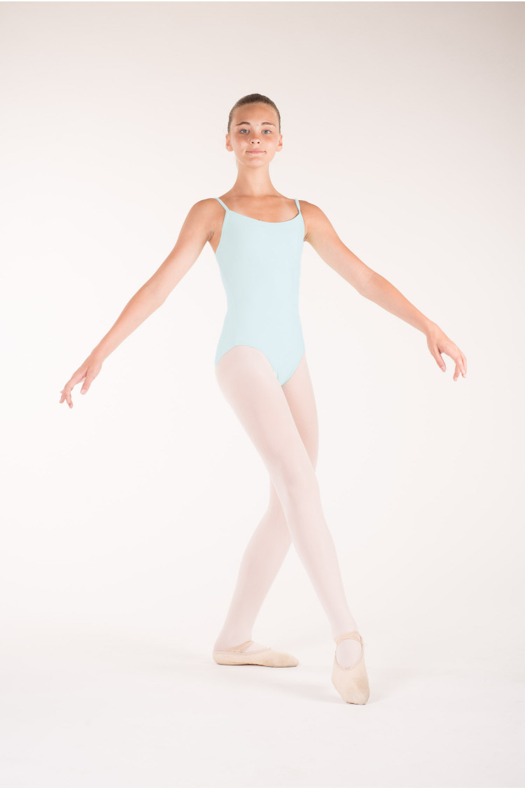 Wear Moi Diane sky ballet leotard