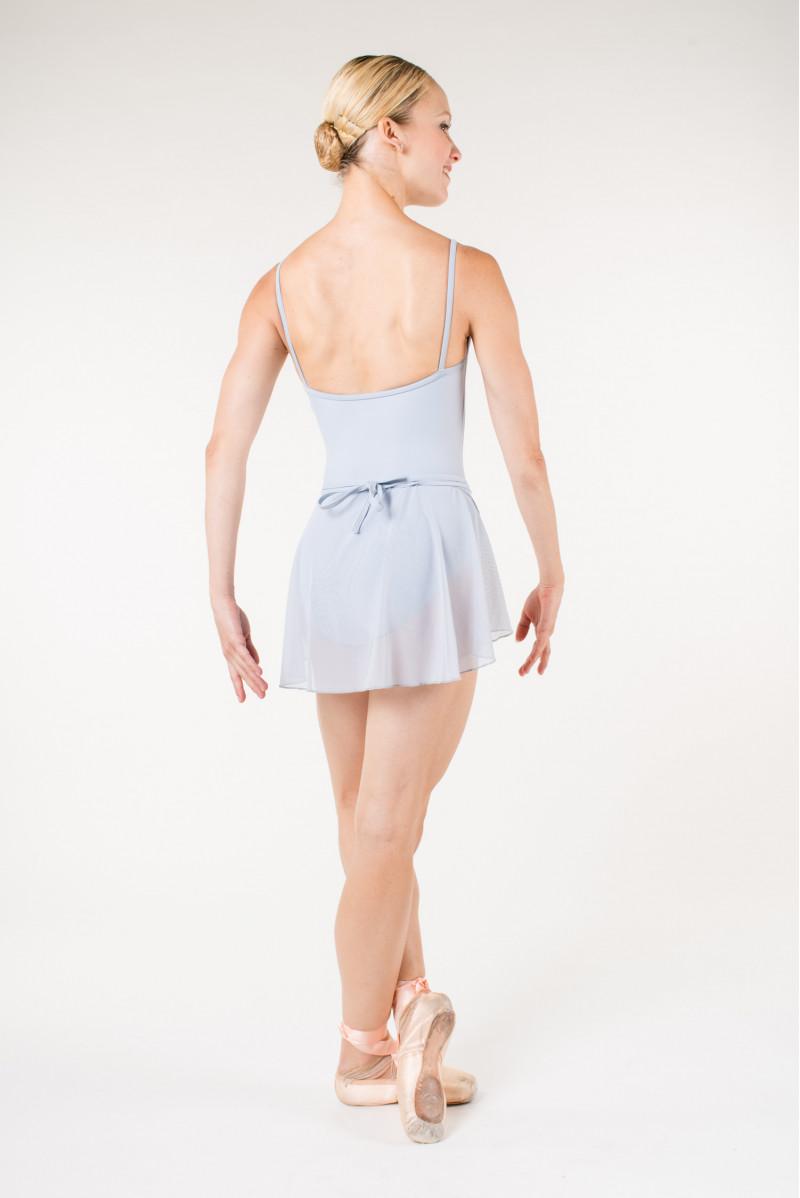 Wear Moi Alegro Wear Moi light grey short skirt