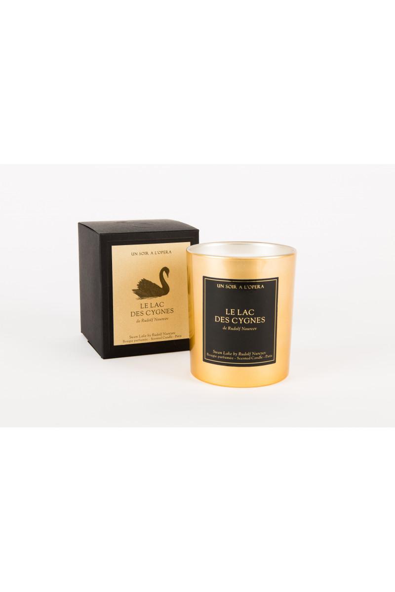 Sawn lake candle