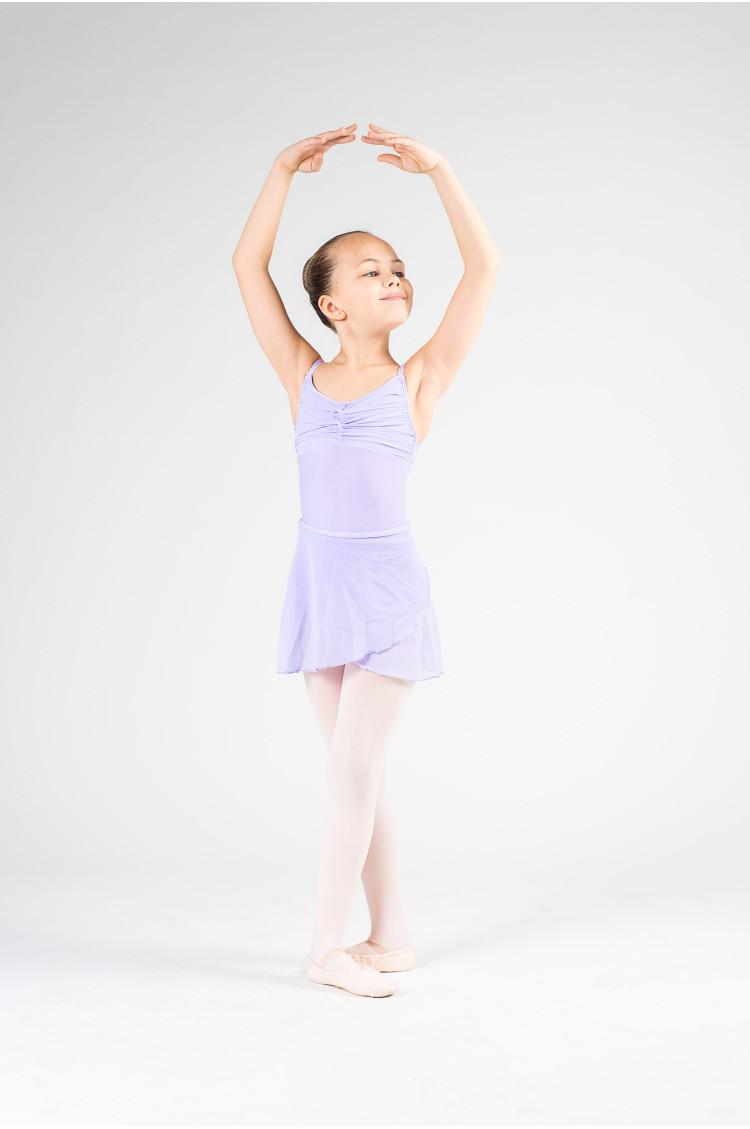 Alegro Wear Moi lilac short skirt