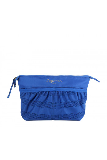 Pochette Repetto Carla B0247 Bleu Electric