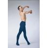 Collant de danse homme ballet rosa bleu