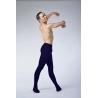 Collant de danse homme ballet rosa noir