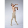 Collant de danse homme ballet rosa chair