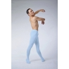 Ballet Rosa Vincent cotton light blue tights