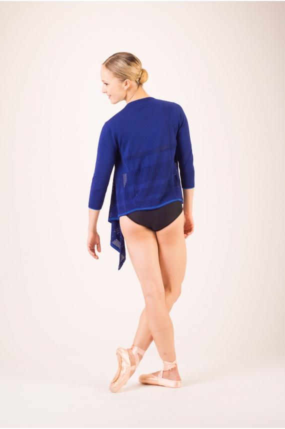 cache coeur danse femme repetto bleu mademoiselle danse. Black Bedroom Furniture Sets. Home Design Ideas