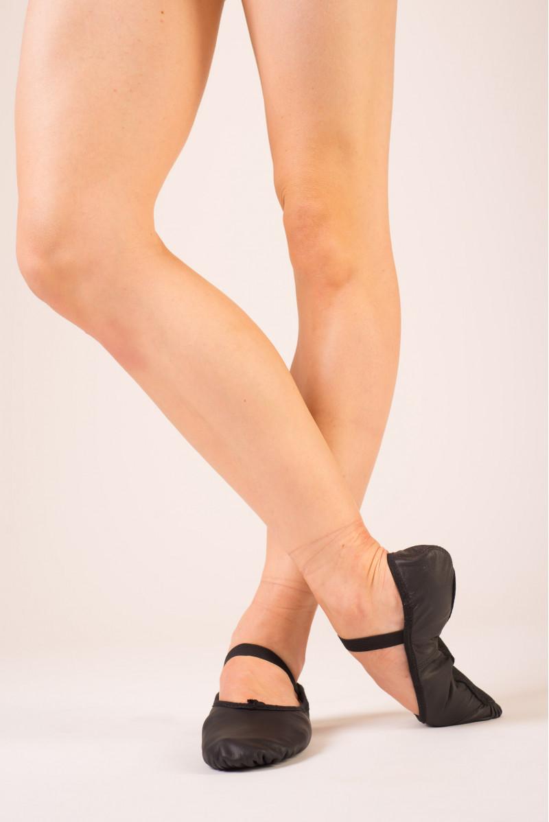 Bloch Arise black soft leather shoes