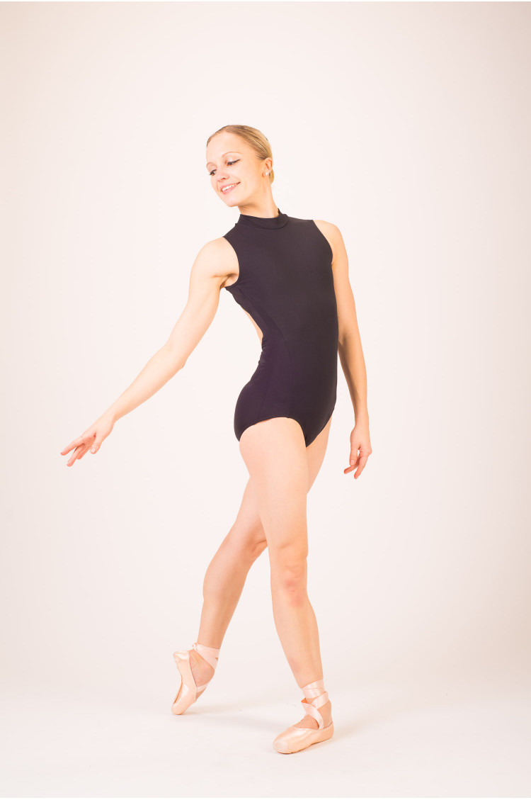 Capezio turtle neck leotard