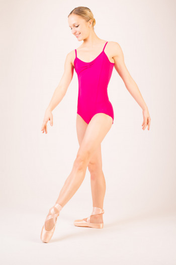 Capezio TC0052W women mulberry leotard
