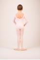 Capezio Long sleeves pink leotard