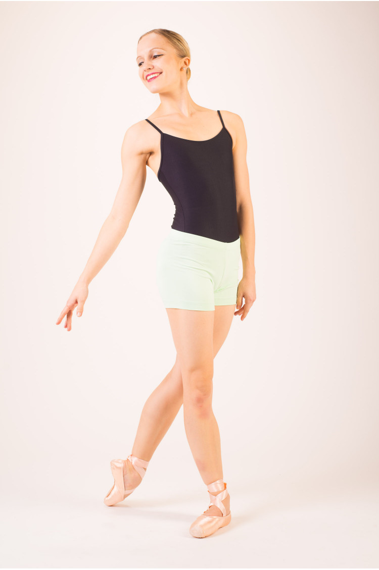 Wear Moi Gipsy mint dance shorts