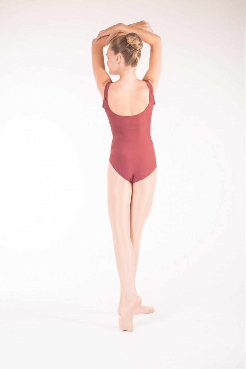 Dansez-Vous Flesh shiny tights for children E100